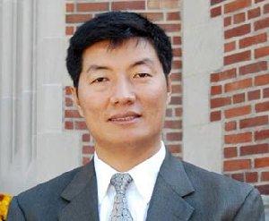Dr Lobsang Sangay